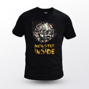 Majica MENS FIT MONSTER INSIDE