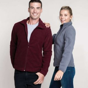FLEECE JAKNA KA907